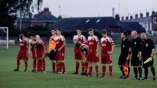 Goole AFC U19's Vs Hall Road Rangers U19's