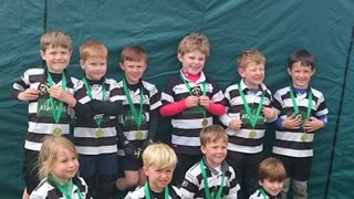 Tag Festival - Congratulations Under 6s