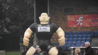 EMC Cup RAF Halton U9 4 March 2012