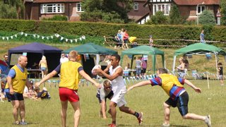 Touch Rugby is back!