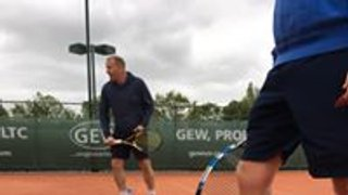 Brush up your tennis continued