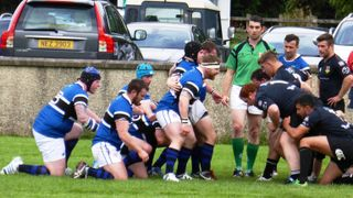 Ballymena 2s Junior Cup 27 9 2014