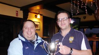 3s v Ballymoney Robinson Cup 2014