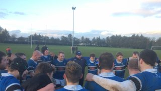 Coleraine win 27-0 at Randalstown