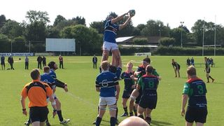 Bonus point win against Clogher Valley