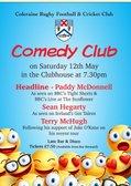 Comedy night returns