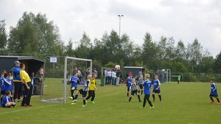U9's Holland Tournament Part 1