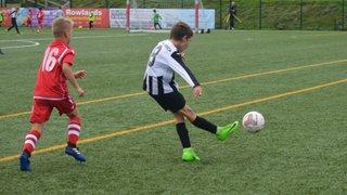 weekend academy fixtures