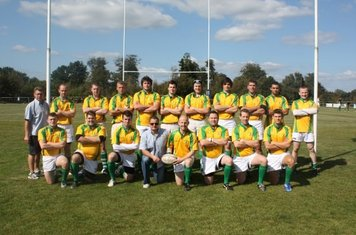 Horsham 2nd XV 2009-10