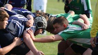 U15's v Brighton 23-10-2011