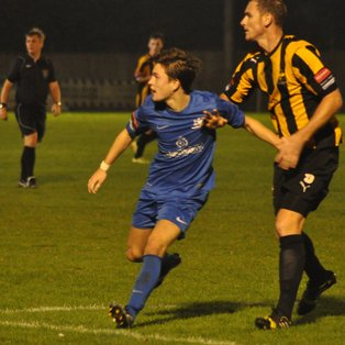 Match report - East Grinstead (a)