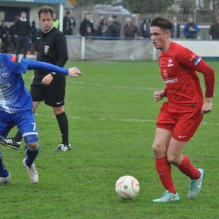 Match report - Herne Bay (a)