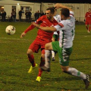 Match report - Guernsey (h)