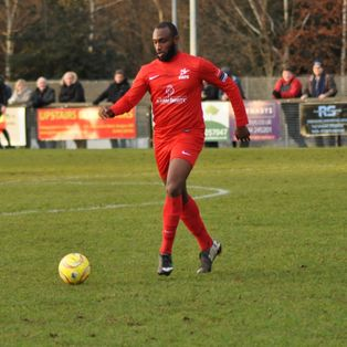 The Robins come away empty handed at unbeaten Burgess Hill Town.