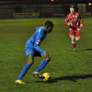 Match review - Hythe Town (a)