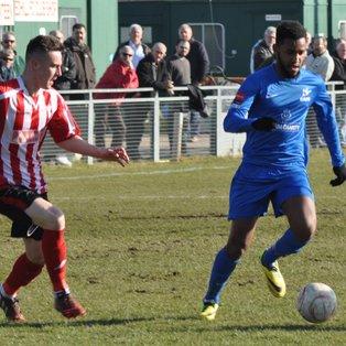 Match report - Redhill (a)