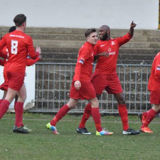 Match report - Hastings United (h)