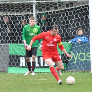 Match report - Burgess Hill Town (h)