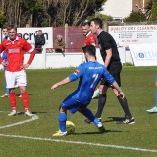 Match report - Ramsgate (a)