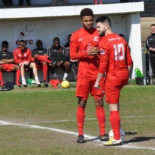 Match report - Merstham (h)