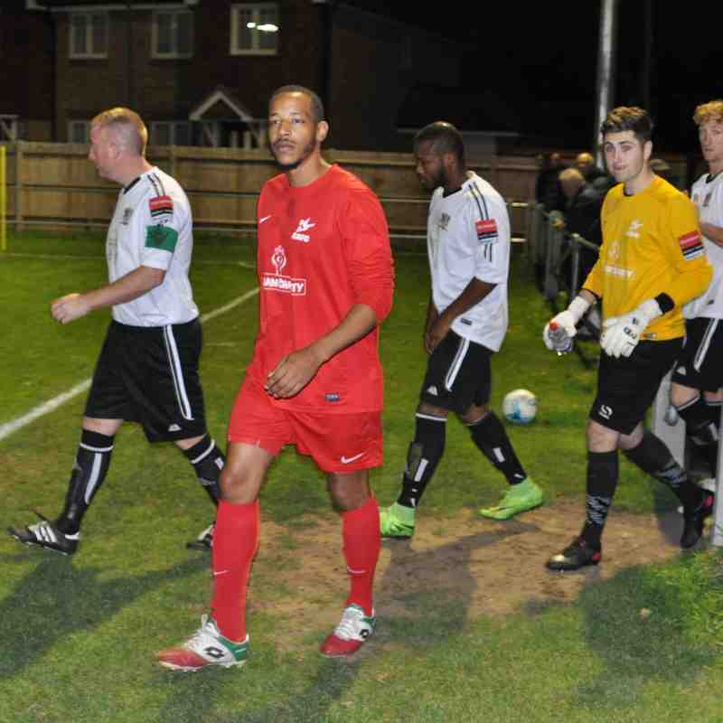 Molesey v Carshalton Athletic -  13 October 2015