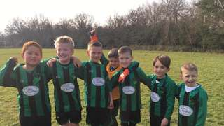 Dynamos reach East Berks U8 Final