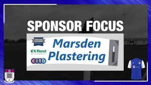 Sponsor Focus: Marsden Plastering