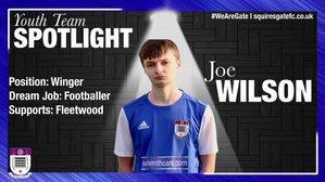 Youth Team Spotlight: Joe Wilson