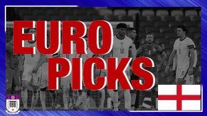 Euro Picks: England Squad