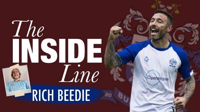 The Inside Line: Rich Beedie