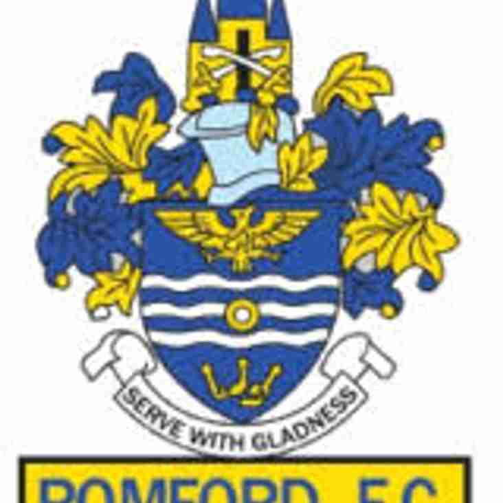 Tamplin leaves Romford