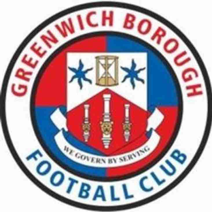 Greenwich Borough: Points deducted