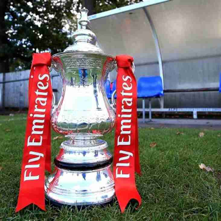 More FA Cup and Trophy news