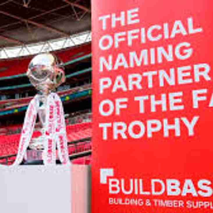 FA Trophy- draw announced