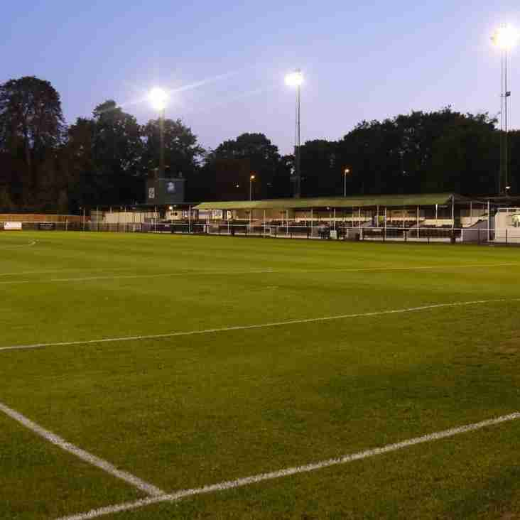 Leatherhead announce a date for a Mole Valley derby