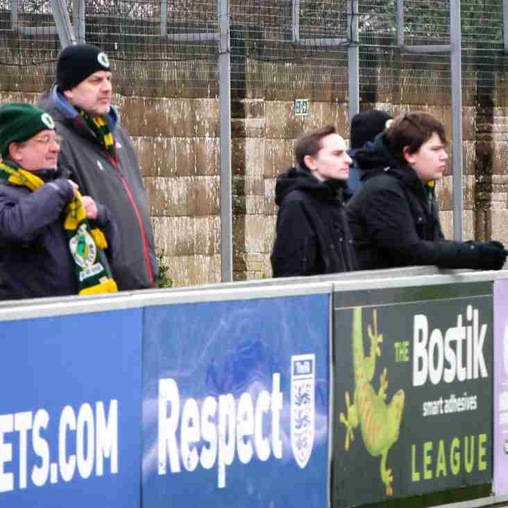Hornets work hard, but it's Borough who are buzzing