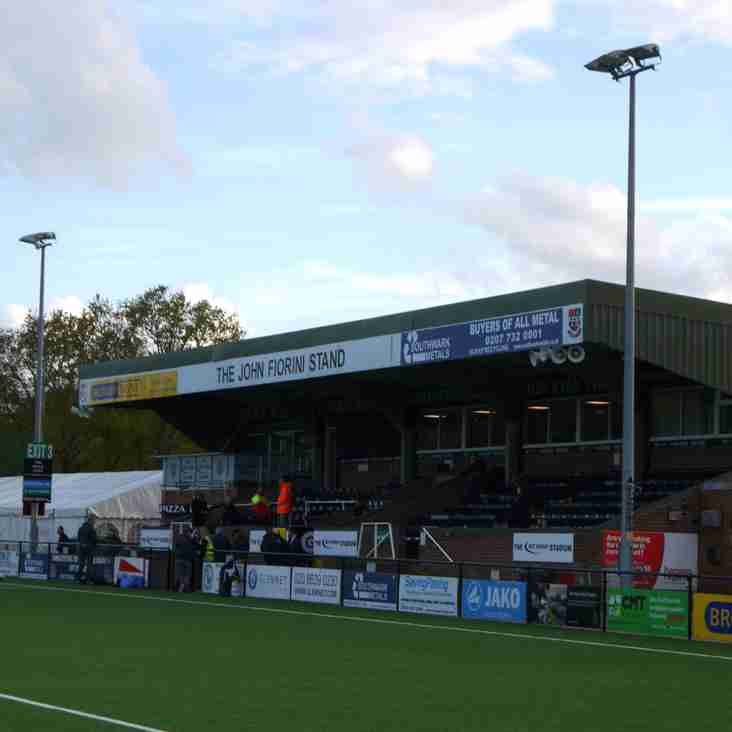 The Bostik League Show- Episode 47- a South Division Playoff Special!