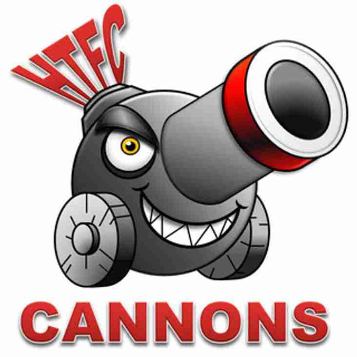 Two more Cannons!