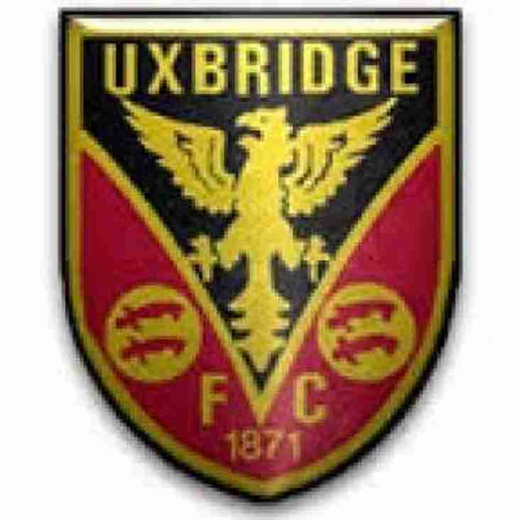 Uxbridge go for Danny