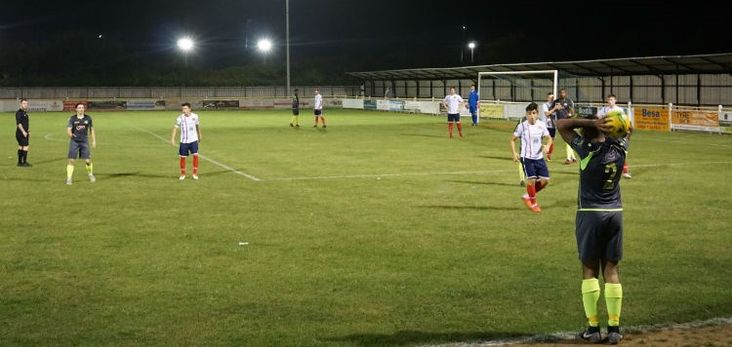 Witham Town v Grays Athletic