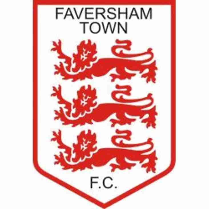 Faversham become the latest club to unveil joint managers