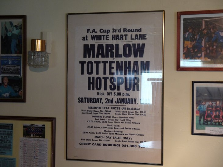 A moment of glorious Marlow history