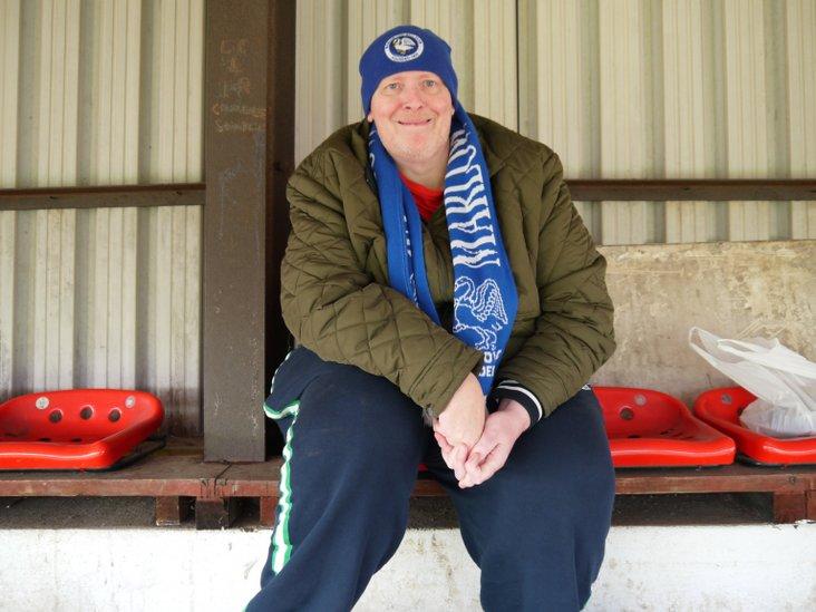 Marlow Paul- man and boy, always Blue!