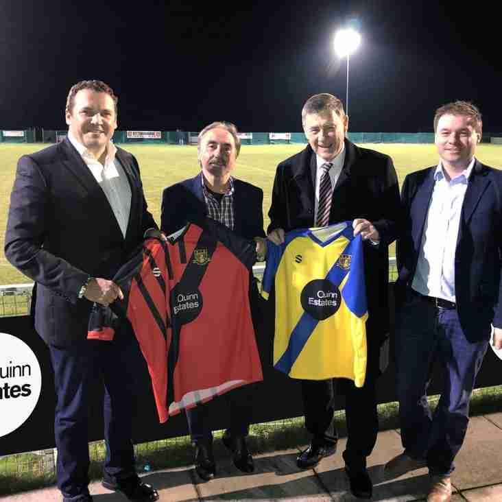 Brickies unveil new shirt sponsors