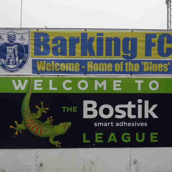 Transfer catch up- Barking