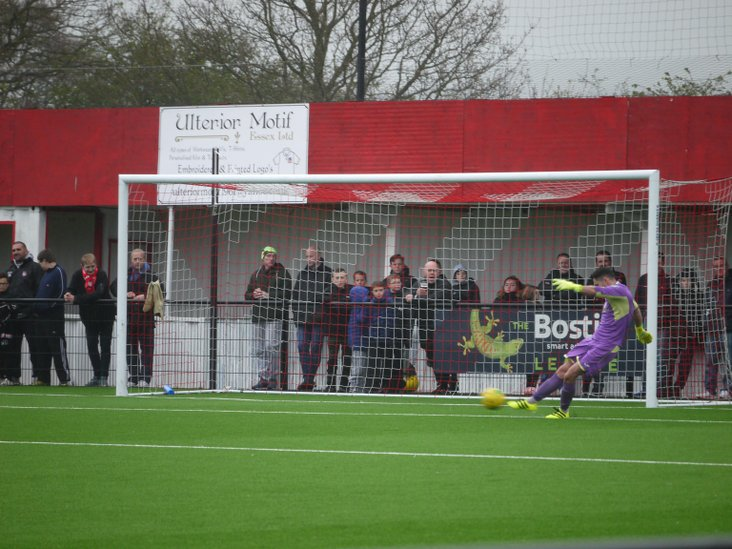 The Bowers faithful- and the Dereham keeper