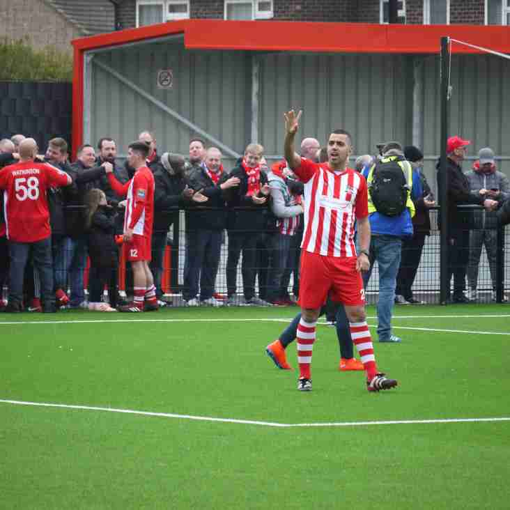 The Final Outcome: Supporters Team of the Year, Bostik North Division