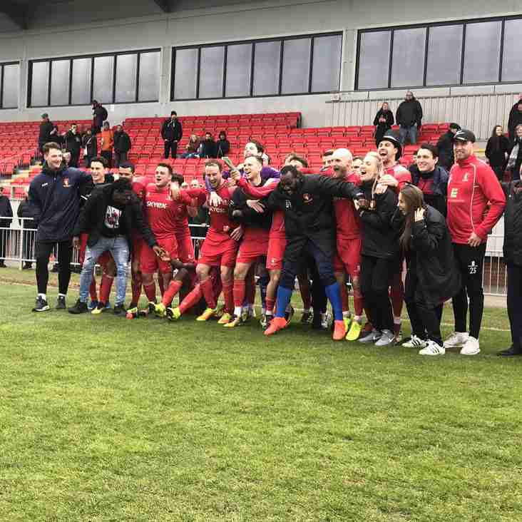 Isthmian South Central Division Team of the Year, 2018-19