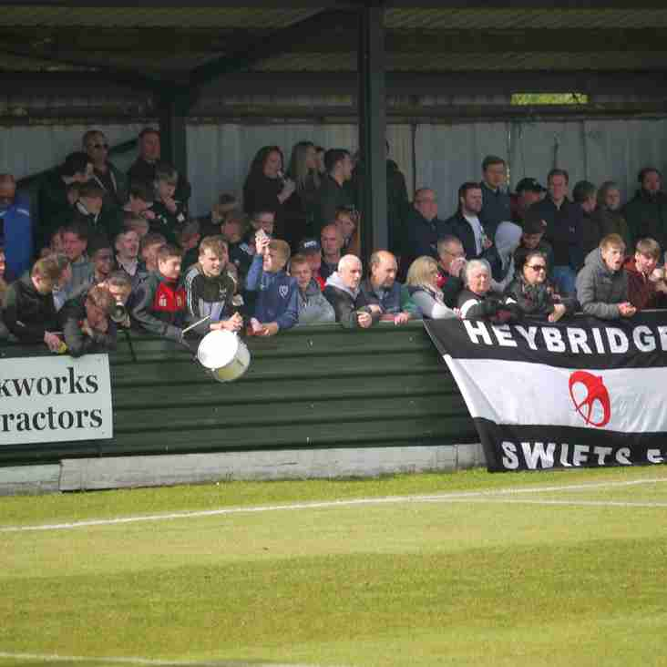 Swifts begin manager search