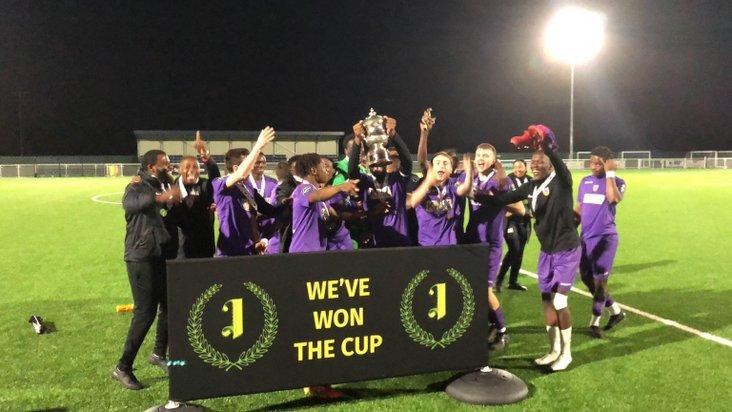 TMUFC Champion of Champions Winners 2018-19